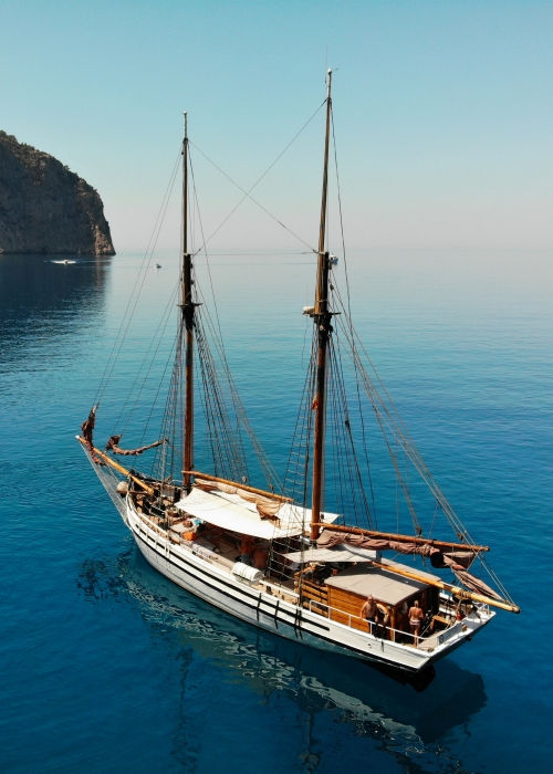 24 mt Wooden Schooner