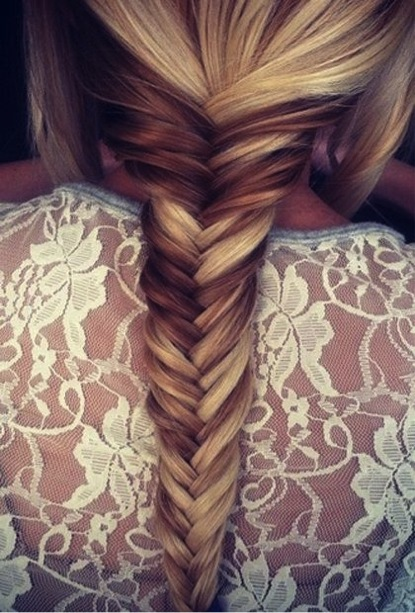 fishtail braid 101
